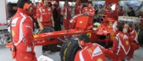 Ferrari Work Flat Out for Easter to Catch Rivals