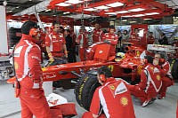 Ferrari to work hard to catch rivals