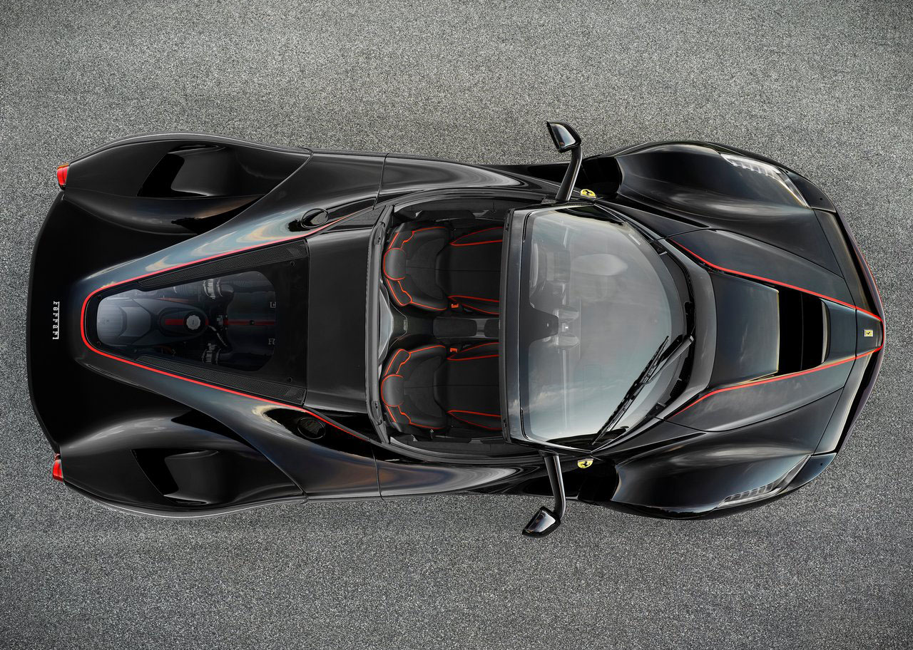 Ferrari's LaFerrari Replacement Could Be Here In Just 3 Years