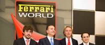Ferrari World Abu Dhabi Officially Inaugurated