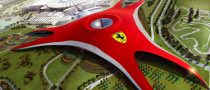 Ferrari World Abu Dhabi to Open in 2010