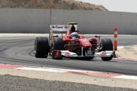 Ferrari F10 in Bahrain - photo