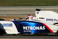 BMW Sauber F1.09, benefiting from KERS