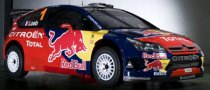 FIA Impose S2000 Car in the WRC