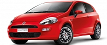 2012 Fiat Punto UK Pricing Announced