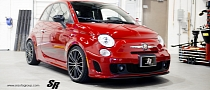 Fiat 500 Abarth Goes Novitec at SR Auto Studio [Photo Gallery]