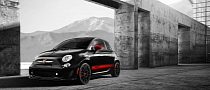 Fiat 500 Abarth US: First Photos Released