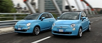 Fiat 500 and 500C Models Get New 0.9 TwinAir Turbo With 105 HP