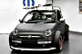 Fiat 500 Beach Cruiser Concept Shown Ahead of SEMA