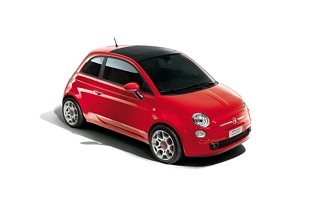 fiat 500 best compact car in japan autoevolution. Black Bedroom Furniture Sets. Home Design Ideas