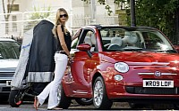 Fiat 500c ready for the US