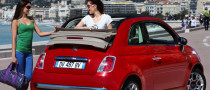 Fiat 500 Cabrio Will Drop Its Top in New York