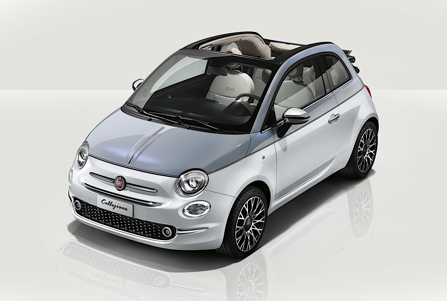 fiat 500 collezione to be unveiled at the 2018 geneva. Black Bedroom Furniture Sets. Home Design Ideas