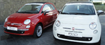 Fiat 500 Convertible Reaches Abu Dhabi