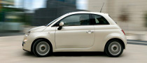 Fiat 500, for the First Time in UK's Top 10 Sales