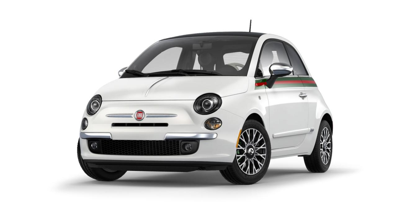 fiat 500 gucci edition makes us comeback - autoevolution