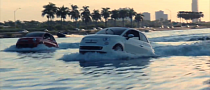 Fiat 500 Jetskis Play It Big in PortMiami [Video]