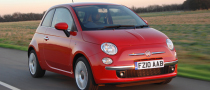 Fiat 500 MutiJet Released in the UK