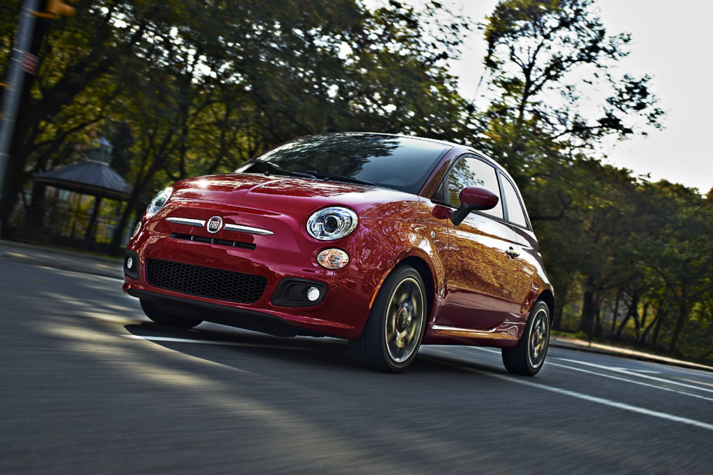 Fiat 500 Rated at 38 mpg Highway by EPA - autoevolution