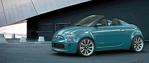Fiat 500 Speedster and Roadster Imagined [Photo Gallery]