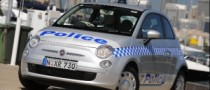 Fiat 500 to Join the Australian Police
