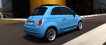 Fiat 500 TwinAir: Pics and Videos