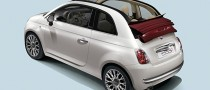 Fiat 500C Available from 16,600 Euro