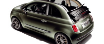 Fiat 500C by Diesel to Be Auctioned for Charity Purpose