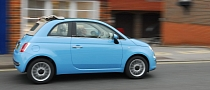 Fiat 500C TwinAir Wins Green Apple Award