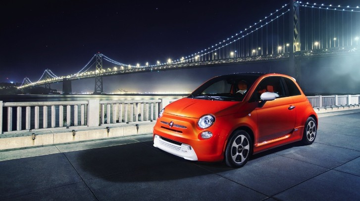 Fiat 500e Electrifies Us ahead of LA Debut [Photo Gallery]