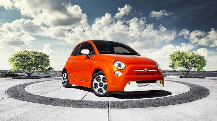 Fiat 500e Sells From $32,500 in California