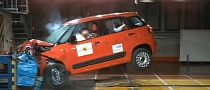 Fiat 500L Achieves 5-Star at Euro NCAP Test [Video]