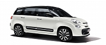 Fiat 500L Living Gets 0.9-Liter Two-Cylinder CNG Engine