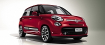 Fiat 500L New Photos and Info