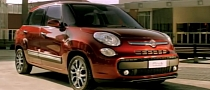 Fiat 500L Official Video