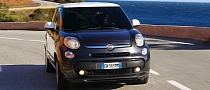 Fiat 500L Range Gets 120 HP 1.4 Turbo. Should It Come to the US?