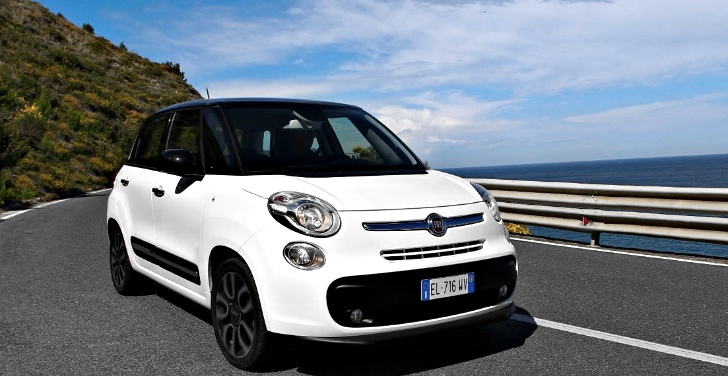 Fiat 500L to Get New Engines in Europe