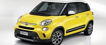 Fiat 500L Trekking UK Pricing Announced