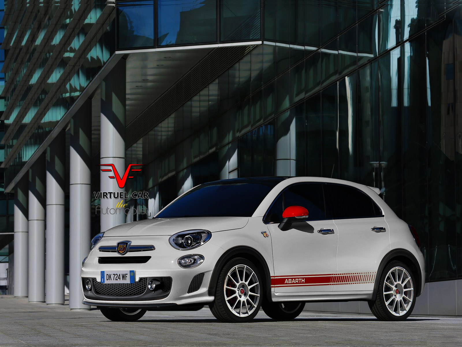 Fiat X Abarth Rendering Shows Upcoming Hot Crossover