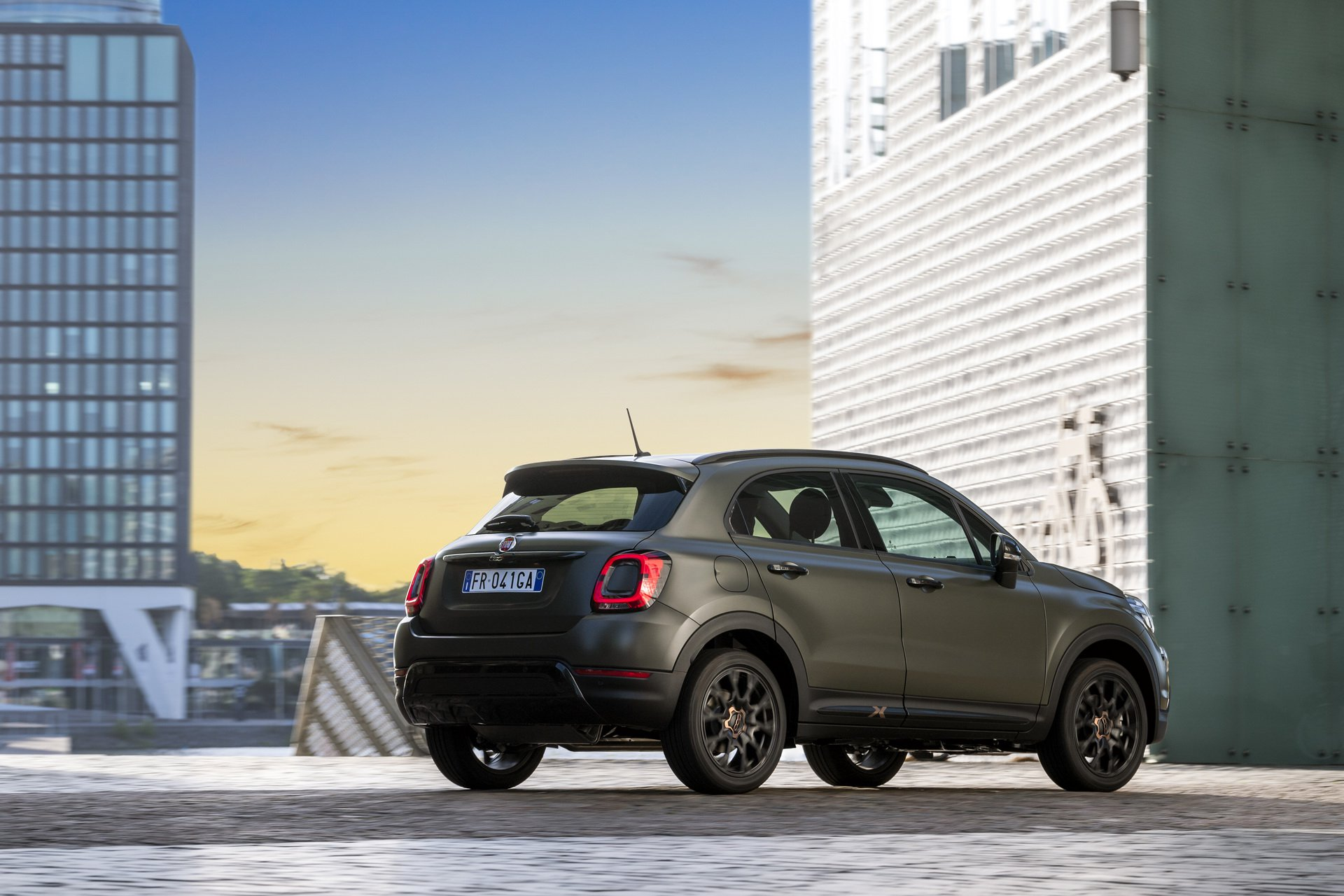 Fiat 500X Now Available With S-Design Package - autoevolution