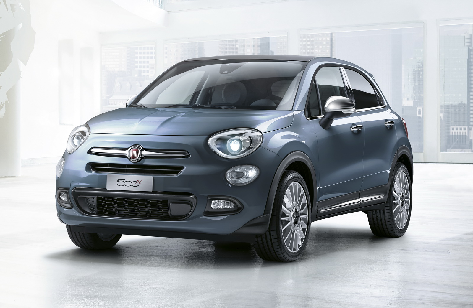 Fiat 500X Updated for 2017, Order Books Now Open - autoevolution