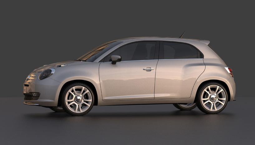 2009/12 - [Fiat] Punto Evo - Page 15 Fiat-600-design-concept-88805_1