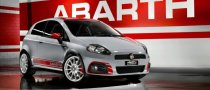 Fiat Abarth Grande Punto SS Goes to Frankfurt