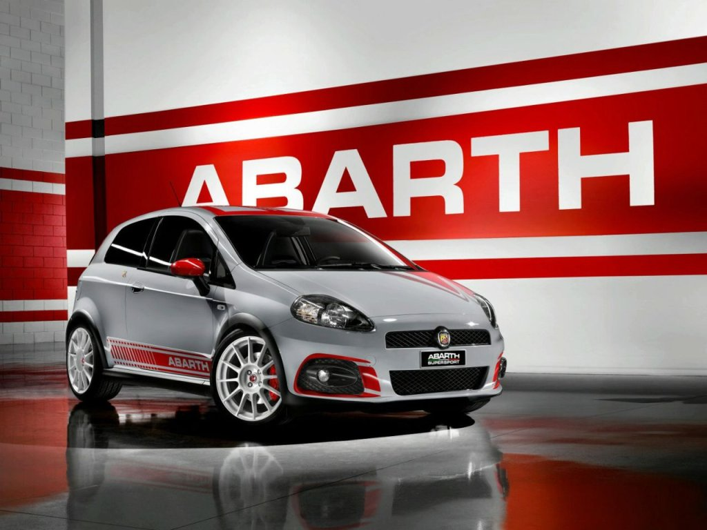fiat abarth grande punto ss goes to frankfurt autoevolution. Black Bedroom Furniture Sets. Home Design Ideas