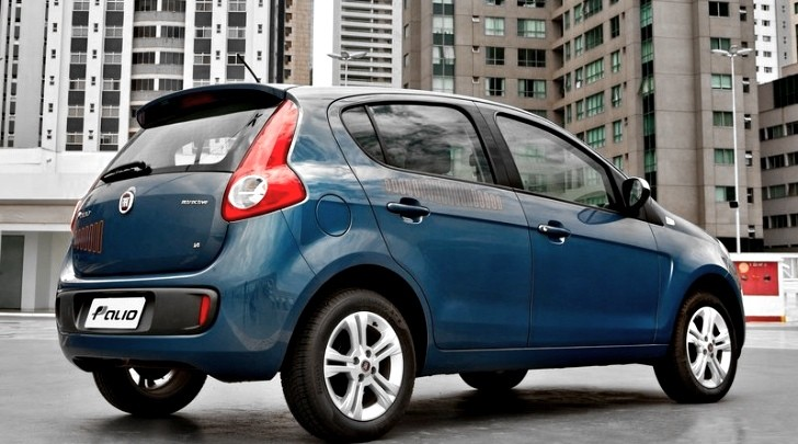 Fiat Achieves Best-Ever Sales Year in Brazil in 2012