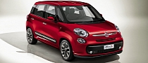 Fiat Adds 1.6 Multijet II 120 HP Engine to 500L, 500L Trekking and 500L Living