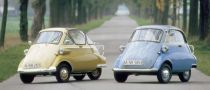 Fiat and BMW Reportedly Developing Small Car