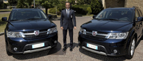 Fiat Becomes Top Sponsor of Italian Football Team