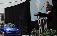 Marchionne maintained his position as the boss of Fiat and Chrysler in North America