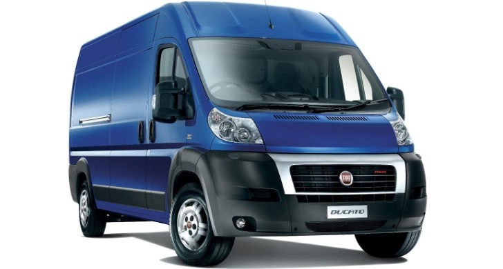 Fiat Ducaton Confirmed as Base for New Ram-Badged Van